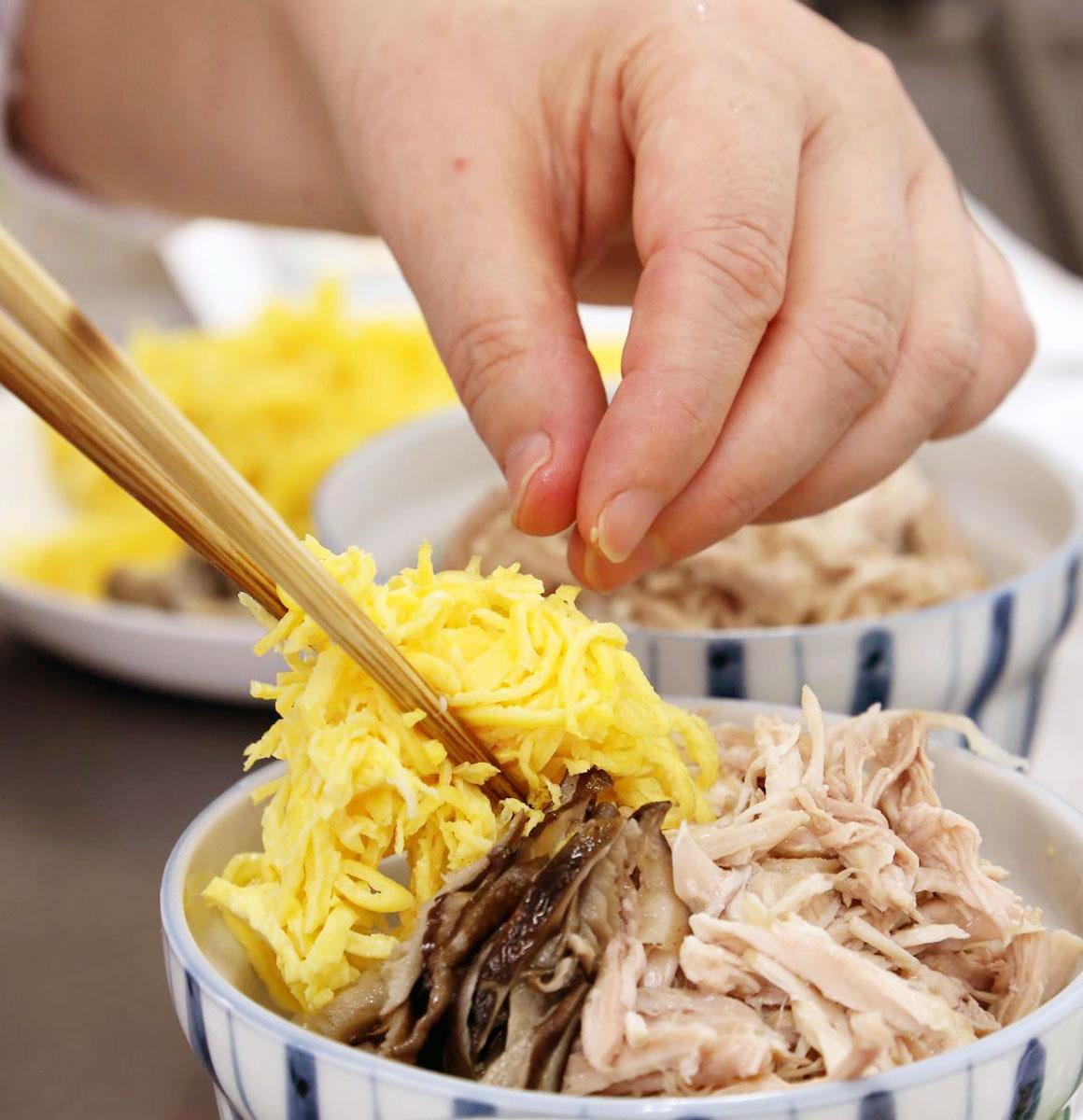 奄美の郷土料理、鶏飯